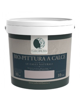 BIO PITTURA A CALCE BASE NEUTRA LT. 10