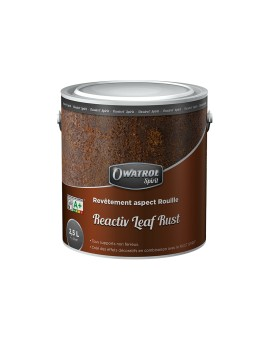 Primer effetto ruggine 