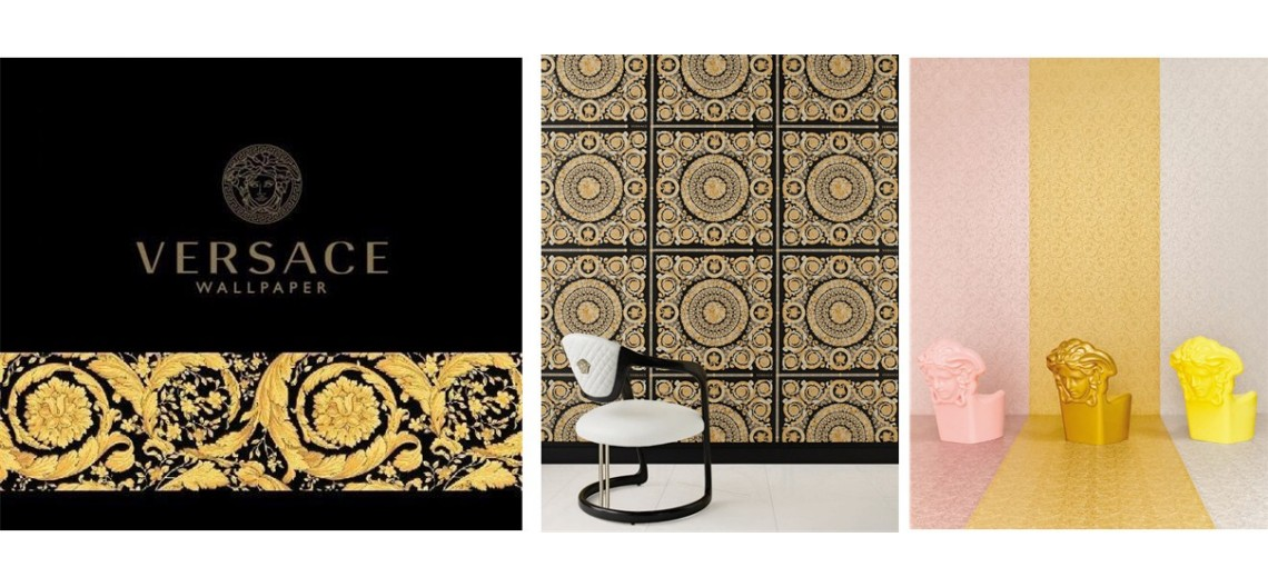 CARTA DA VERSACE HOME COLLECTION LUSSO